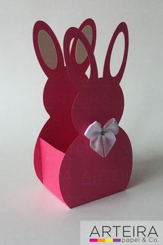 Easter Arts And Crafts, Fun Crafts, Diy And Crafts, Crafts For Kids, Paper Flowers Craft, Flower Crafts, Bff Birthday Gift, Bunny Party, Diy Envelope