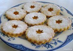 Γεμιστά μπισκότα με μαρμελάδα – τα ντελικάτα