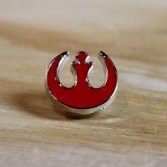 Handmade STAR WARS Rebel Alliance Enamel Pin