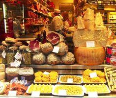 Bologna - Italy - Trafoodel Markets