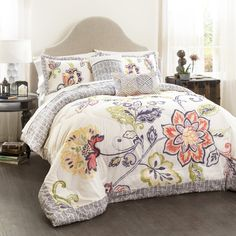 Found it at Joss & Main - 5-Piece Genevieve Comforter Set