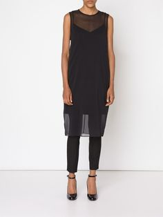 Rag & Bone прозрачное платье 'Eliza'