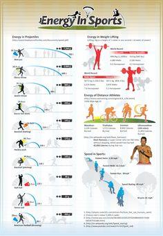 energy expenditure in sport