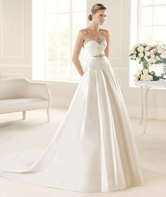MARMARA » Wedding Dresses » 2013 Glamour Collection » La Sposa