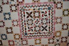 Sew Unique Creations: The Sarah Johnson Quilt