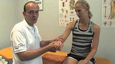 Kinesiology taping - Tejping pro ošetření tenisového lokte - YouTube