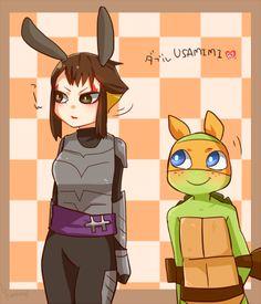 "Usamimi (""bunny ears"")"