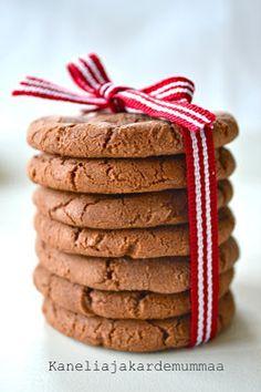 Best Seasons, Nutella, Holiday, Christmas, Cookies, Sweet, Desserts, Recipes, Food