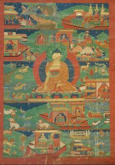 Himalayan #Buddhist Art 101: Stories of the #Buddha   #Tricycle #2