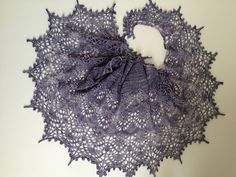 Fragile Heart pattern by Boo Knits