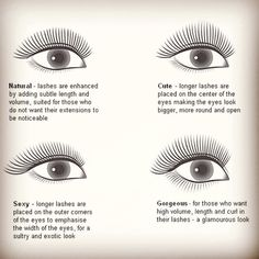 #ShareIG Not sure what kind of #lashextension look you want or what will suite you and your personality?! Check out this #chart and decide what kind of #eyelashextensions will work best. This #certifiedeyelashextensionspecialist is ready to transform your eyes! Email luxelashesbylauren@gmail.com to book an appointment. #lasheslasheslashes #lashesfordays #eyelashes #longlashes #eyelashextensionapplication #eyelashextensionsensation #lashartist #lashspecialist #lashlover #va #dmv #nova ...