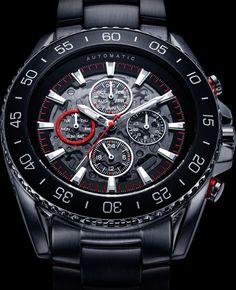 3df578a8fd8e Michael Kors Jetmaster Automatic 04 Automatic Watch