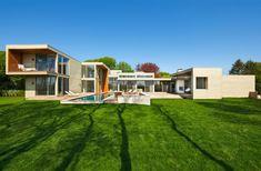 Fieldview - modern - exterior - new york - Blaze Makoid Architecture  Wow!