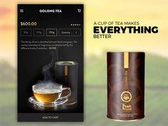 Tea Oolong by zayeem