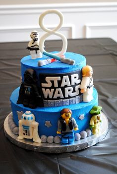 How to Choose Good Star Wars Cake Ideas, Star Wars Birthday Party Cake Ideas