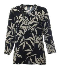 Damen Hippie Blumen Chiffon Kurzarmshirt Long Bluse Longtop Tunika Oberteil Tops
