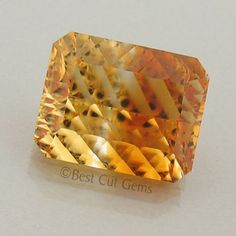 Bi-Color Citrine