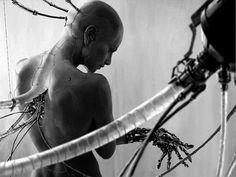 cyberpunk | Tumblr #scifi #robot #cyborg