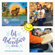 Children's book www.bicadeideias.com My Children, My Books, Journey, Age, Mood, Let It Be, My Boys, The Journey