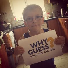 This lil guy survived his GBS infection 6 years ago. #WhyGuess  gbss.org.uk/why-guess