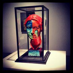 Dali expresion plastica escultura Exposicion en museo de arte reina sofia madrid