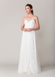 Hendricks by Sarah Seven available at The Bridal Atelier Melbourne www.thebridalatelier.com.au @thebridalatelier #sheisthebridalatelierbride