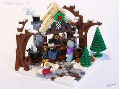 LEGO-Winter_Village-Maple_Syrup-07 by ~EmmaC~, via Flickr