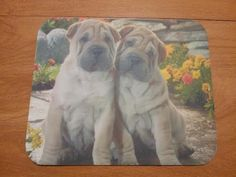 Know someone who would love this?  Mouse Pad  Puppies by WildlandCreations on Etsy  $6.50