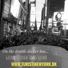 #tb to two years ago when I was working as a #tourguide on a #doubledecker trying to go through #TimesSquare. With only a few days until #newyears I know the streets of #NYC is getting crowded so I know just the thing to do.... Hop on a @jetblue  flight and go back and @visitpalmsprings! . . . . #turistinewyork #nycandtours #travel #touristguide #guidelife #danskguide #dansktourguide #sightseeing #newyorkcity #instadaily #travelgram #vacation
