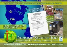 At Packing Service, Inc., we offer Gold Standard #Moving & #Shipping services nationwide. Our specialists are experienced to help you save time, money and stress on your next #Move! Visit www.PackingServiceInc.com or Call (888) 722-5774 for a Flat Rate Quote Today! #goldrateusa