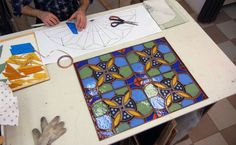 Stained glass products. St Elisabeth Convent. Minsk.