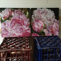 Oil paintings Marcella kaspar