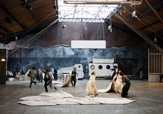 Edinburgh Festival: Theatre du Soleil's The Castaways of the Fol Espoir