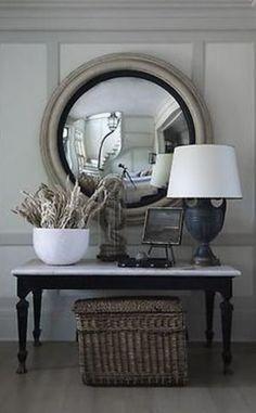grey natural vignette in entry