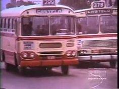 Ônibus Rio de Janeiro 1976. (Imagens: Arquivo Nacional) Zappiens.br - (Old bus in Rio de Janeiro) - YouTube