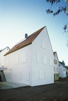 Haus B / Christine Remensperger