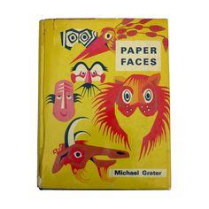 Paper Faces media, multi, hardcover books