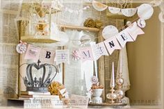 Rhonna DESIGNS: DIY Valentine cRaft ideas: banners and buntings