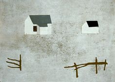 Plass, 2002, 45x63cm