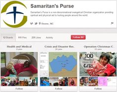 Samaritan's Purse - my Bible study group will be doing the Christmas boxes for children in  a few weeks. Much better use of your money instead of those useless secret Santa gift exchanges at the office!