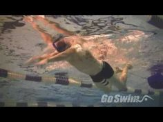 Swimming - Breaststroke - Timing the Kick - YouTube