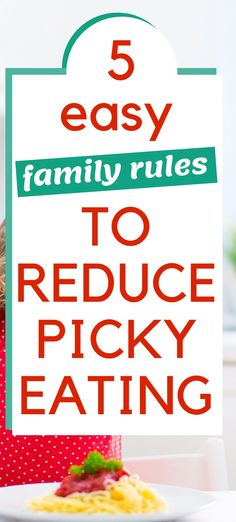 7 Easy Family Rules to Reduce Picky Eating Toddler Wont Eat, Packing School Lunches, Sensory Issues, Family Rules, Mom Advice, Fun Cookies, Picky Eaters, Eating Well, Kids Meals