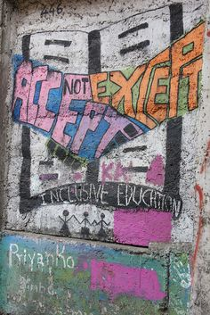 inclusive education, via Flickr.