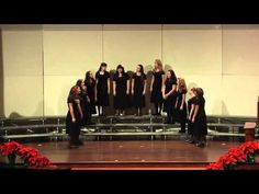 It's Beginning to Look a Lot Like Christmas Performed by the Albright Angels - YouTube