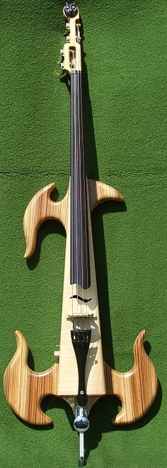 custom upright stick bass #bass #oneofakind #unique