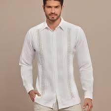 guayaberas arturo calle - Búsqueda de Google Shirt Dress, Formal, Mens Tops, Shirts, Embroidery, Collection, Natural, Google, Dresses