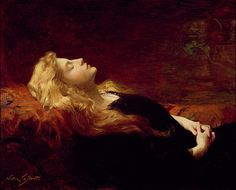 Resting (1890) by Victor Gabriel Gilbert
