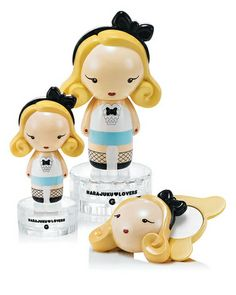 Harajuku Lovers G-- My favorite scent of all! It is more expensive now, and harder to find. Wonderful choice for day and night.
