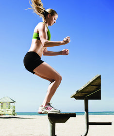 Hot Trend: Tabata Training  Worth a Try people it's only 4 minutes!!