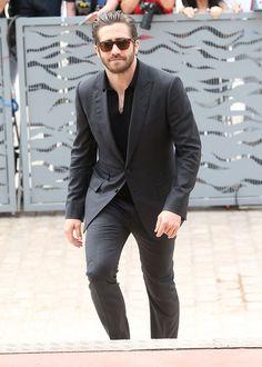 Jake Gyllenhaal au Festival de Cannes en 2015